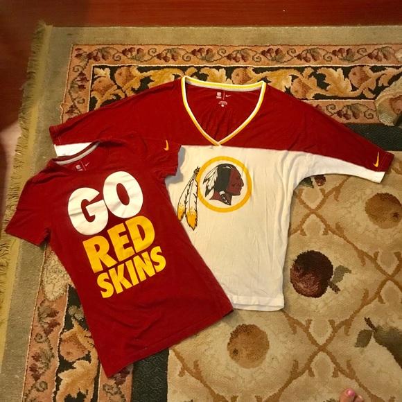 3d3469e8af NIKE NFL APPAREL Tops | 220 Nike Nfl Washington Redskins | Poshmark